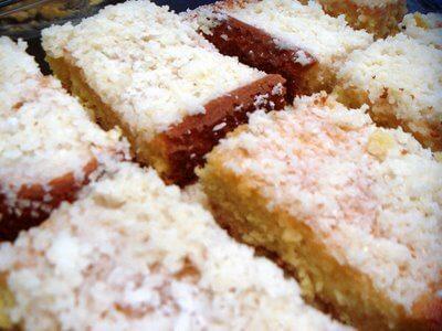 Receita do bolo toalha felpuda – recheio e cobertura