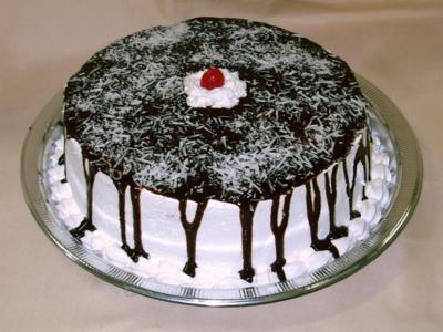 Receita de bolo de chocolate com goiabada
