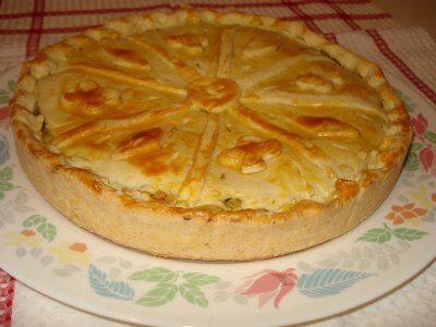 receita de torta de frango xadrez