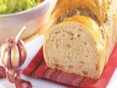 Receita de pãozinho de alho