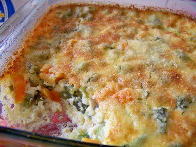 receita de torta de legumes
