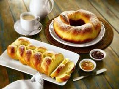 Receita de pão doce