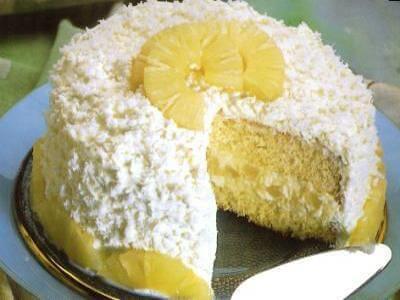receita de torta de abacaxi fácil