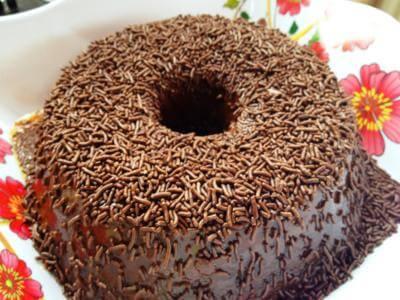 receita de brigadeirão de coco