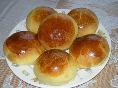 Receita de pão de batata