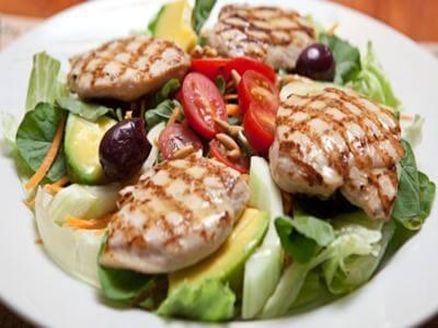 receita de salada mexicana