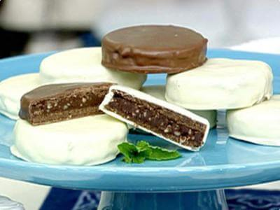 Receita de alfajor de chocolate