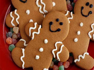 Receita de biscoito de natal alemão