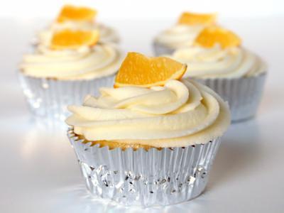 Receita de cupcake de limão