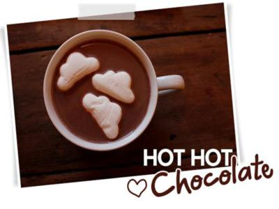 Hot hot chocolate