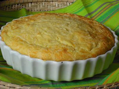receita de torta de queijo cremosa