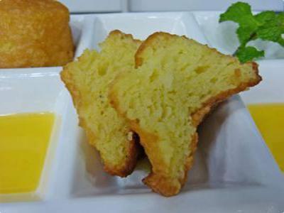 Receita de bolo encharcado de laranja
