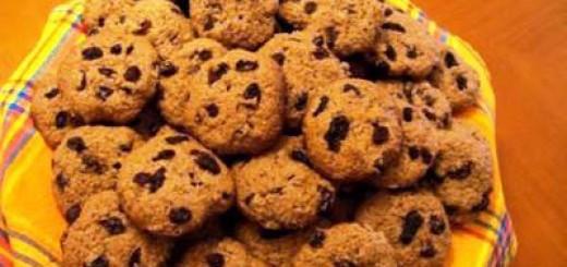 Receita de cookies