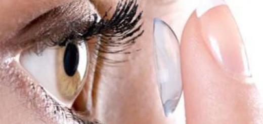 O que pode causar o mau uso das lentes de contato