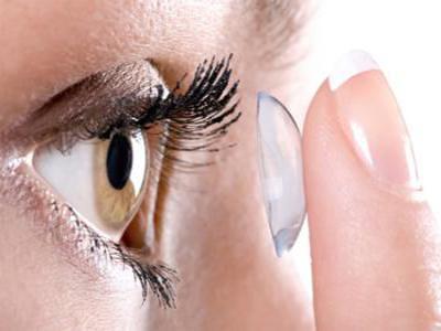 mau uso das lentes de contato o que pode causar