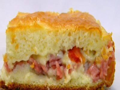 Receita de torta portuguesa de liquidificador