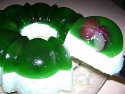 Receita de gelatina de domingo
