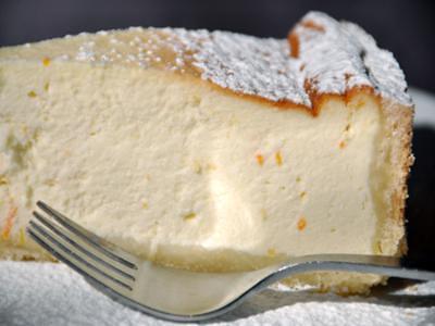 Receita de torta suflê de ricota