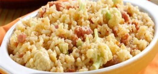 arroz-com-calabresa-e-couve-flor