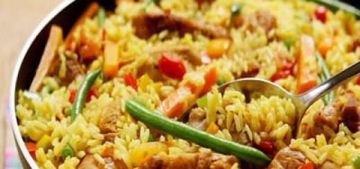 arroz-frango-legumes-paella