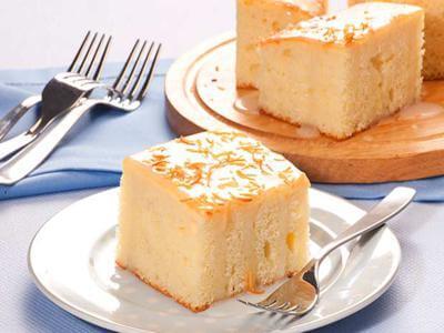 Receita de bolo de creme de leite e coco