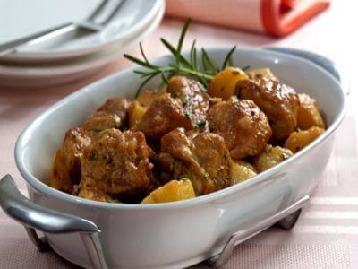 Receita de frango aromático