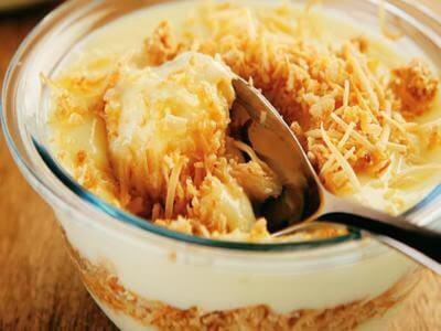 Receita de manjar de colher