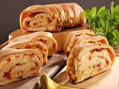 Receita de pão marguerita
