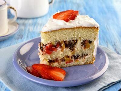 Receita de torta moscovita