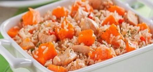 arroz-com-frango-e-cubos-de-abobora