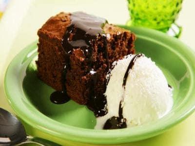 Receita de bolo negro