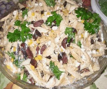 Receita de salpicão de bacalhau