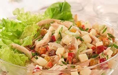 Receita de salpicão de kani kama