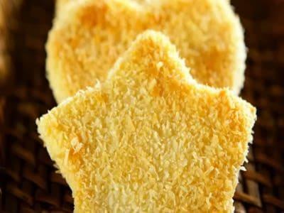 Receita de biscoitinho de coco
