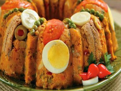 Receita de cuscuz de sardinha