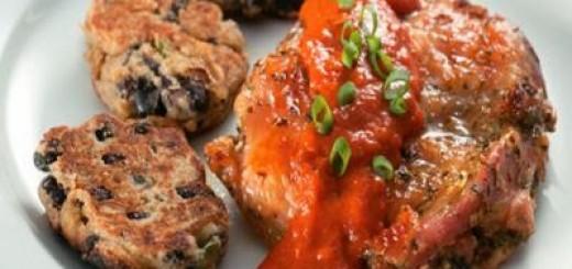 frango-com-molho-de-pimentao