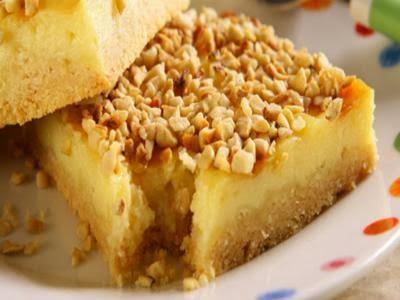 Receita de torta cremosa