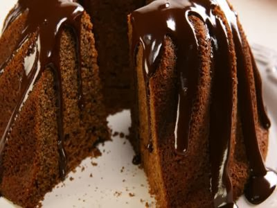 Receita de bolo de café e chocolate