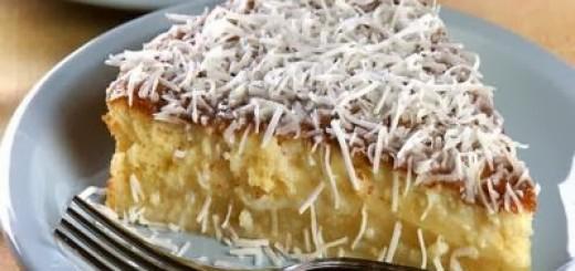 Receita de bolo de Fanta laranja