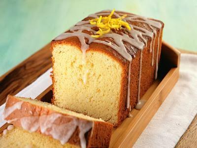 Receita de bolo de limão siciliano