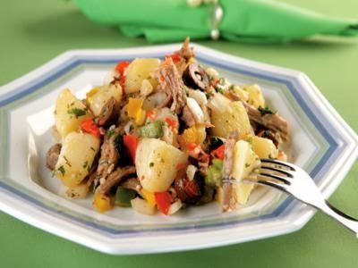 Receita de salada refeição