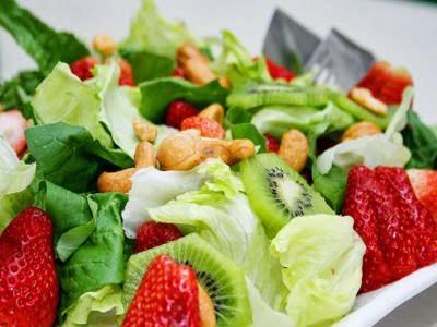 Salada boa sorte