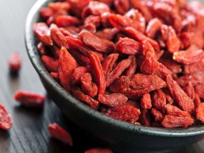 Quais são os benefícios da goji berry?