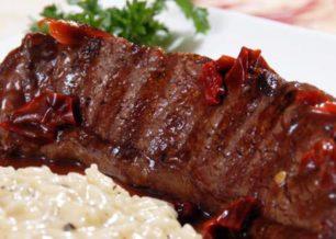 Receita de molho de pimentão para carnes
